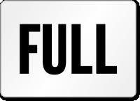 Full Gas Cylinder Label