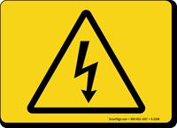Electric Symbol Sign