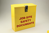 Safety Document Job-Site Box