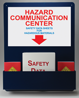 Hazard Communication Pocket Style Center