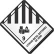 Class 9 Lithium Metal Batteries