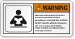 Understand All Service Manual Instructions ANSI Warning Label