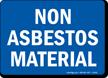 Non Asbestos Material