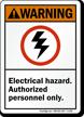 Warning (ANSI)