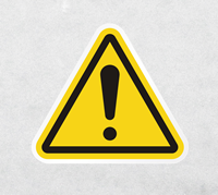 ISO W001 - General Warning Signs
