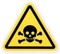 ANSI Z535.4 Warning Safety Label