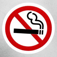 ANSI Z535.4 Prohibition Safety Label
