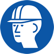Wear Hard Hat Symbol