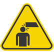 Watch Your Head Symbol