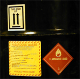 Shipping Hazardous Waste: What Labels to Use?
