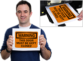 Print Your Own Warning Labels