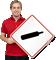 GHS Gas Cylinder Hazard Pictogram ISO Sign